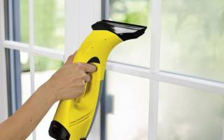 Karcher для мытья окон
