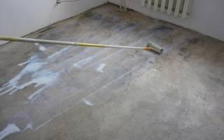 На что можно класть плитку на пол