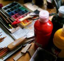Как изменить цвет краски