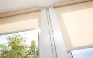 Ролл шторы для пластиковых окон