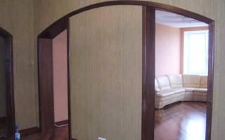 Как из арки сделать дверь
