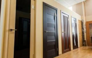 Двери с ПВХ покрытием как оформить интерьер