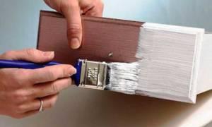 Можно ли красить эмалью по акриловой краске