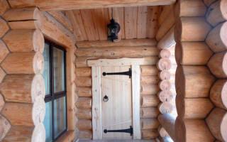 Дверные проемы из дерева
