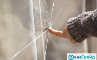 Треснуло стекло в стеклопакете в чем причины дефекта
