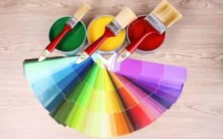 Какой краской покрасить пластик