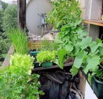 Устройство системы хранения на лоджии и балконе