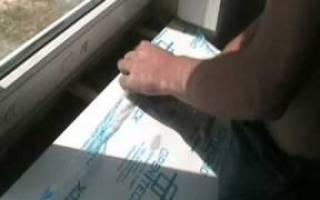Ящик для картошки на балконе своими руками