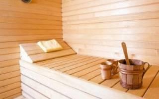 Гидроизоляция пола в бане под плитку