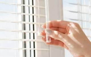 Советы по выбору жалюзи на пластиковые окна