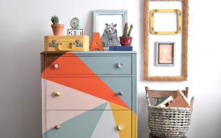 Икеа краска для мебели