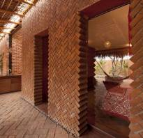 Архитектура из кирпича
