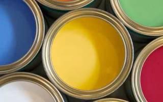 Покраска вододисперсионной краской