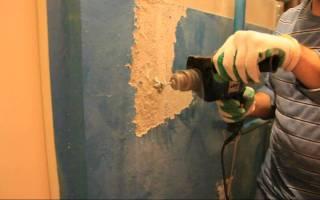 Подготовка стен под покраску водоэмульсионной краской