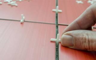 Крестики для укладки плитки на пол