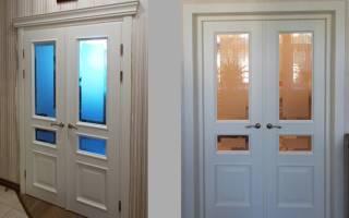 Двери пвх или экошпон что лучше