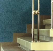 Покраска декоративной штукатурки короед