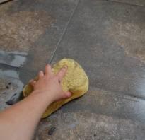 Как правильно затирать швы на кафельной плитке