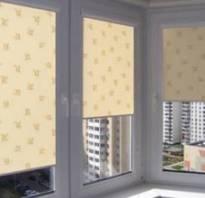 Виды жалюзи на окна