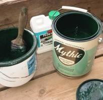 Как разбавить краску для стен