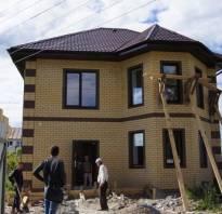 Дома из желтого кирпича фото