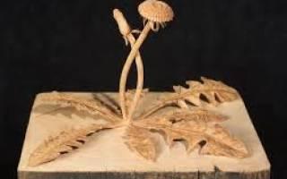 Технология изготовления изделия из дерева