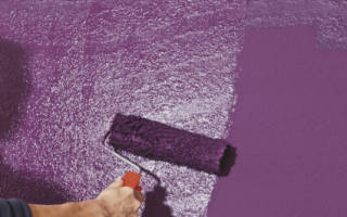Как высушить акриловую краску
