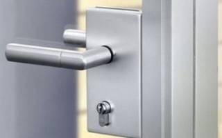 Как выбрать ручки для стеклянных дверей советы профессионалов