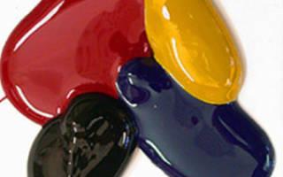 Водоэмульсионная краска литры в кг