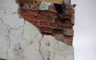 Ремонт с кирпичной стеной
