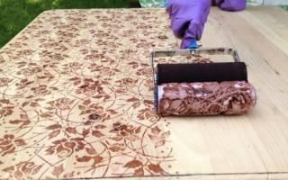 Текстурные валики для покраски стен