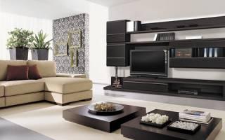 Как правильно подобрать мебель к обоям