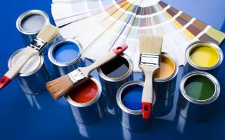 Окраска стен и потолков