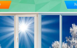 Какие окна ставить окна на балкон