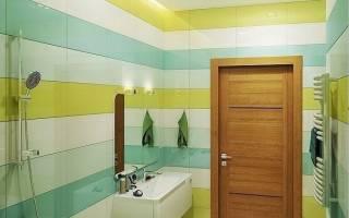 Влагостойкие двери для ванной