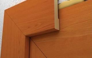 Ширина наличника межкомнатной двери