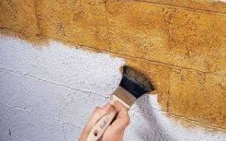 Как отштукатурить стену под покраску