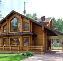 Картинки дома из дерева