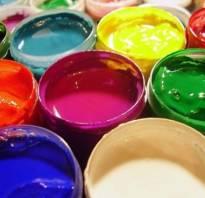 Покраска плинтуса из полиуретана
