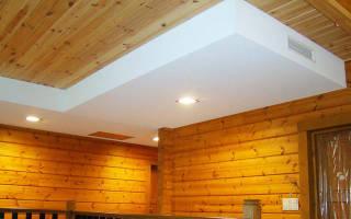 Как обшить деревянный дом гипсокартоном