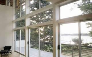 Разновидности и преимущества входных алюминиевых дверей со стеклом