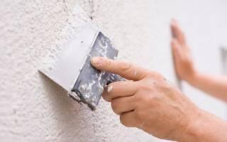 Шпатлевка стен под покраску своими руками