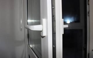 Ремонт и регулировка пластиковых балконных дверей