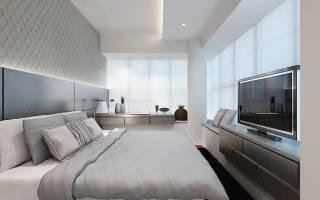 Потолки из гипсокартона фото для спальни