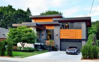 Красивые частные дома из кирпича фото