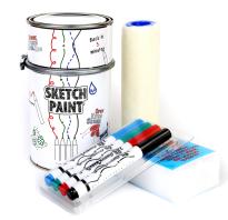 Краска для маркерной стены