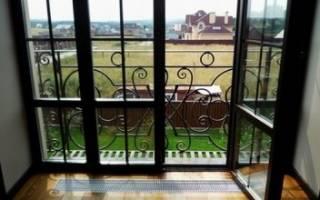 Французские окна что это такое