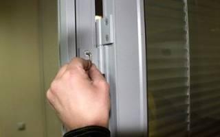 Регулировка алюминиевых дверей своими руками