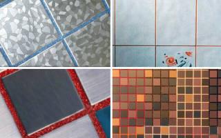Как сделать затирку швов плитки на полу
