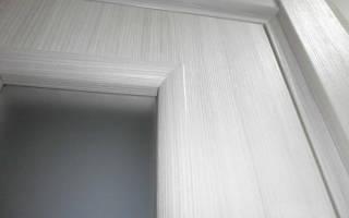 Отличие ламинированных дверей от ПВХ